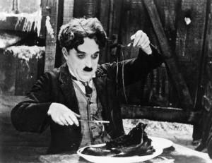 Charlie Chaplin Newspaper