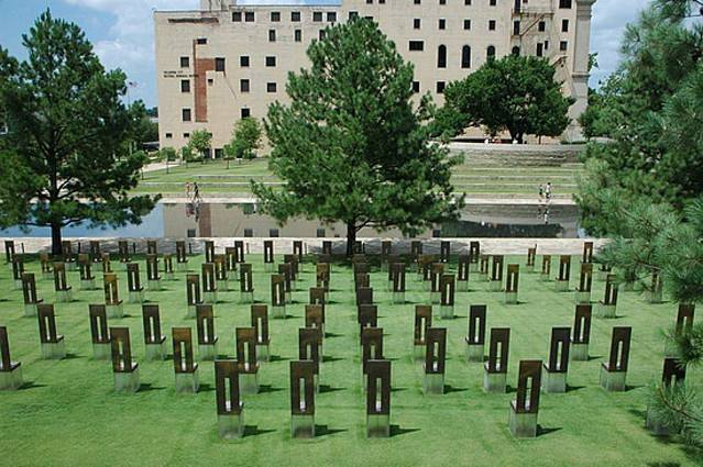 oklahoma city national memorial & museum essay contest Get information on the oklahoma city national memorial and museum, including the history behind it, the design, location, exhibits and the survivor tree.