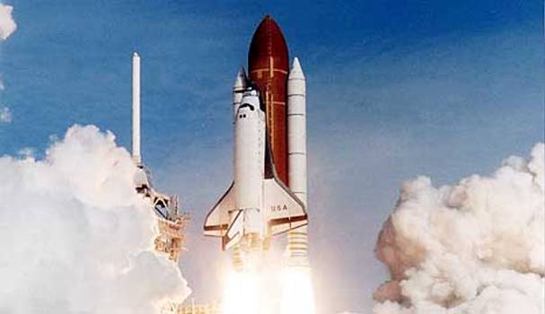 space shuttle first launch - photo #21