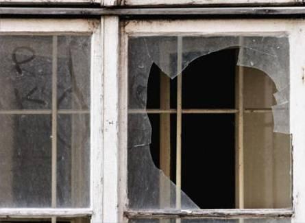 Broken Windows, Broken Cars, Broken Lives | Chief Writing Wolf