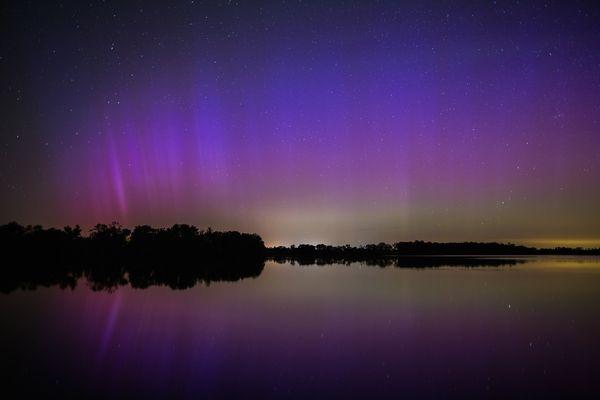 aurora borealis chief writing wolf