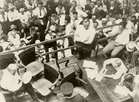 scopes trial essay The essay on the scope's trial is descriptive, relying on historiography to give an account or spin to a famous trial that has shaped american thought and debate on.