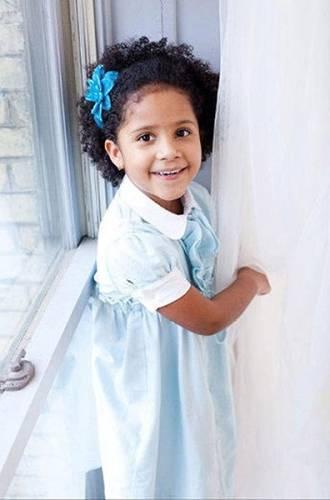 Ana M. Marquez-Greene, age 6