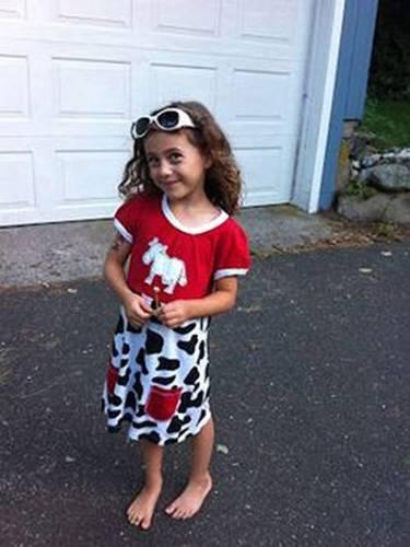 Avielle Richman, age 6