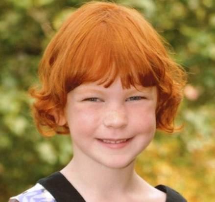 Catherine V. Hubbard, age 6