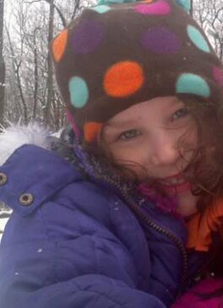 Charlotte Bacon, age 6