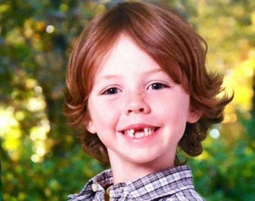 Daniel Barden, age 7