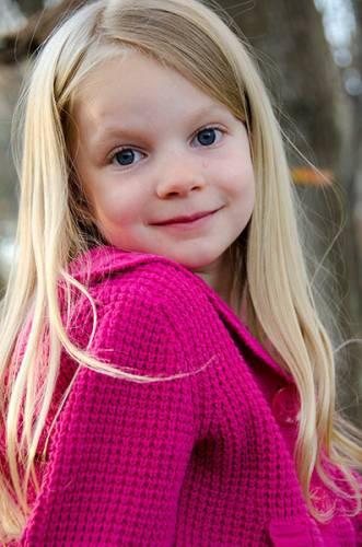 Emilie Parker, age 6