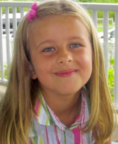 Grace McDonnell, age 7