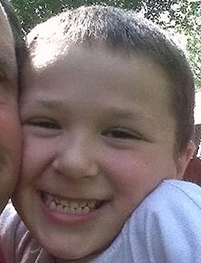 Jesse Lewis, age 6