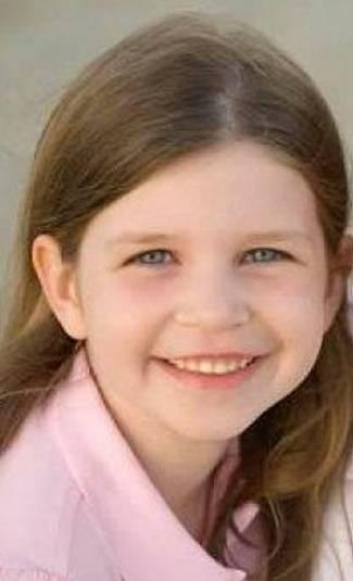 Jessica Rekos, age 6