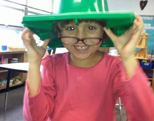 Josephine Gay, age 7