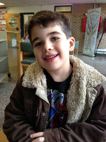 Noah Pozner, age 6