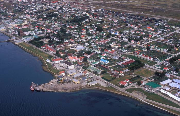 How To Get To Stanley Falkland Islands