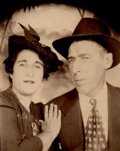 My paternal grandparents, 1941