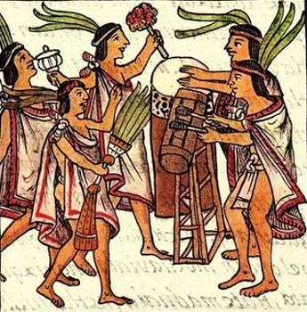 """Mayan """"Lady Snake Lord."""""""