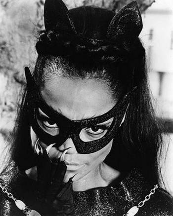 Eartha Kitt 1966 Catwoman 2