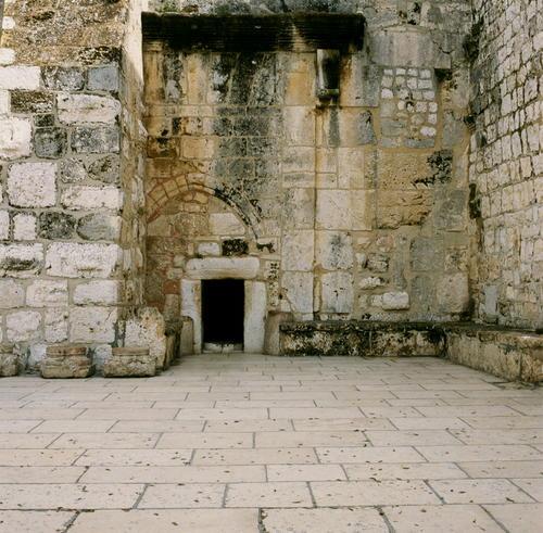 Lieu de naissance de Jésus : l'église de la Nativité et la route de pèlerinage, Bethléem