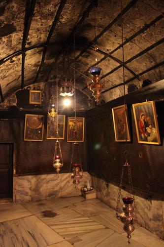 Le Lieu de naissance de Jésus : l'église de la Nativité et la route de pèlerinage, Bethléem