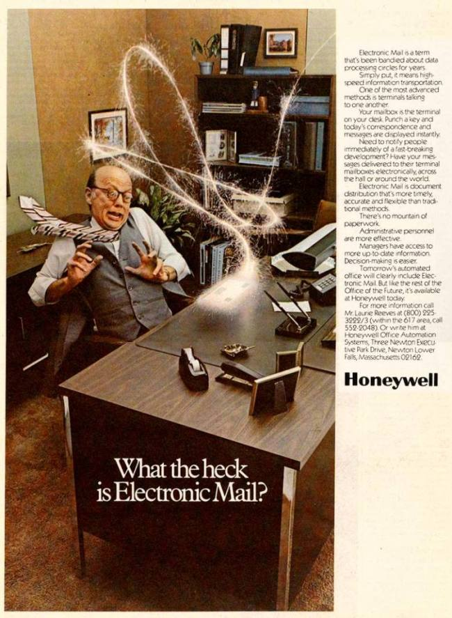 Electronic-Mail-Honeywell