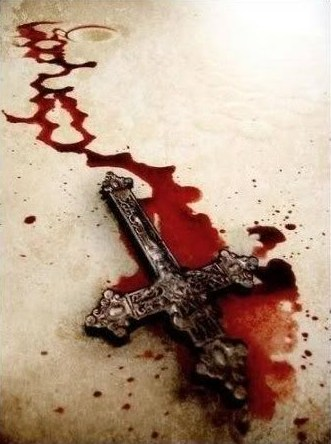 bloodyCross