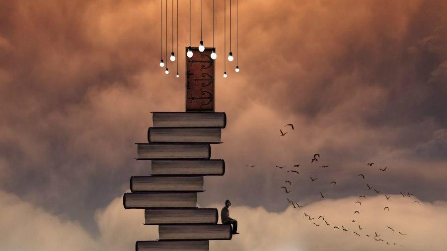 stack-of-books-art